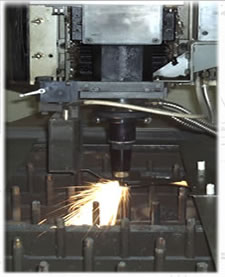 Laser Cutting solutions into sheet metal